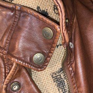 Aeropostale Jackets & Coats - Aeropostale faux leather bomber jacket